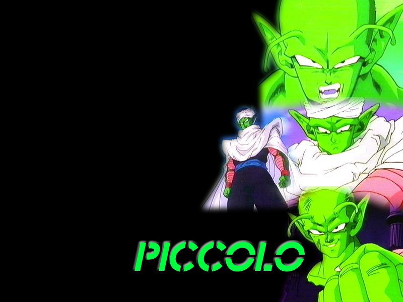 Dbz Gohans Force Piccolo Wallpapers