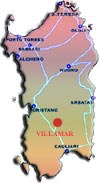 Cartina Sardegna Villamar.Villamar E I Suoi Murales
