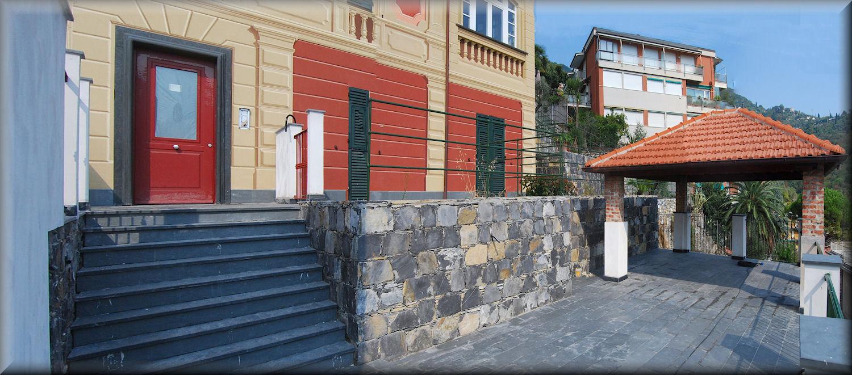 Esterni della casa for Planimetrie della casa senza garage