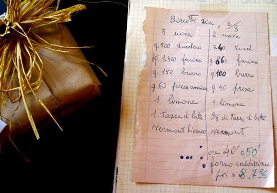 Antiche ricette alidada for Ricette toscane