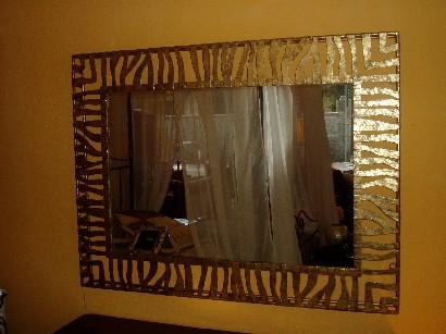 7 ottobre 2007 for Specchio in ferro battuto