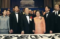 Rev. Sun Myung Moon: Le Attività