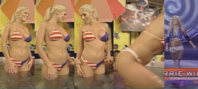 Julie benz boob job