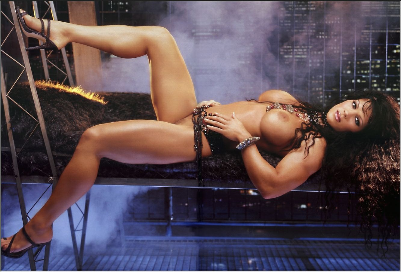 wwe jacqueline in the nude