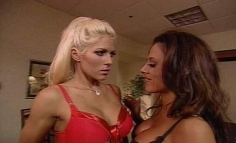 Marie and torrie wilson lesbian dawn