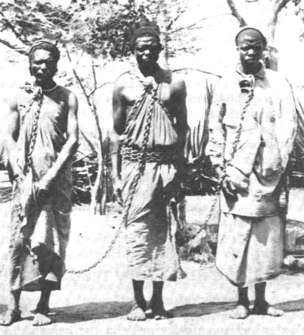 Ethiopia Slavery, Schiavismo Etiopia