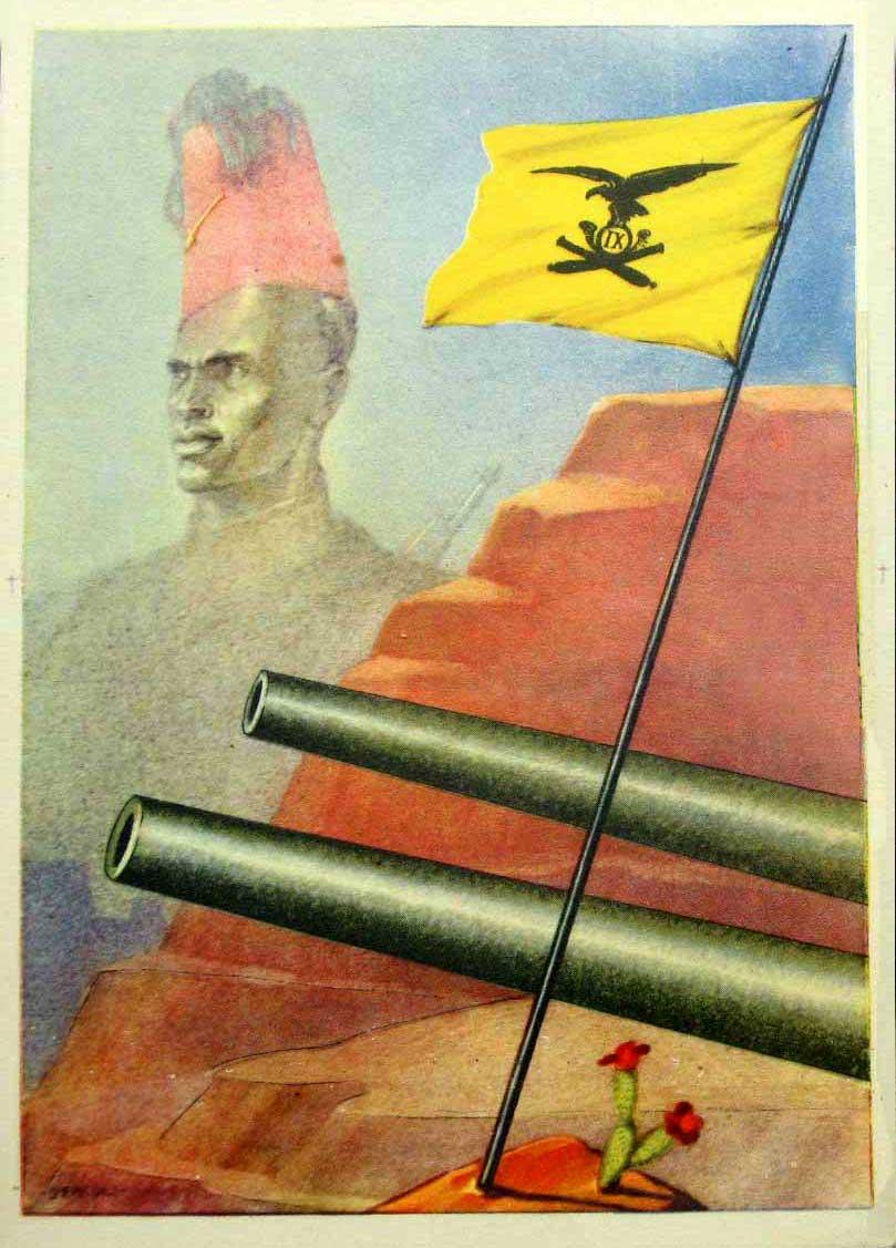 XI° Gruppo Artiglieria Someggiato Coloniale.