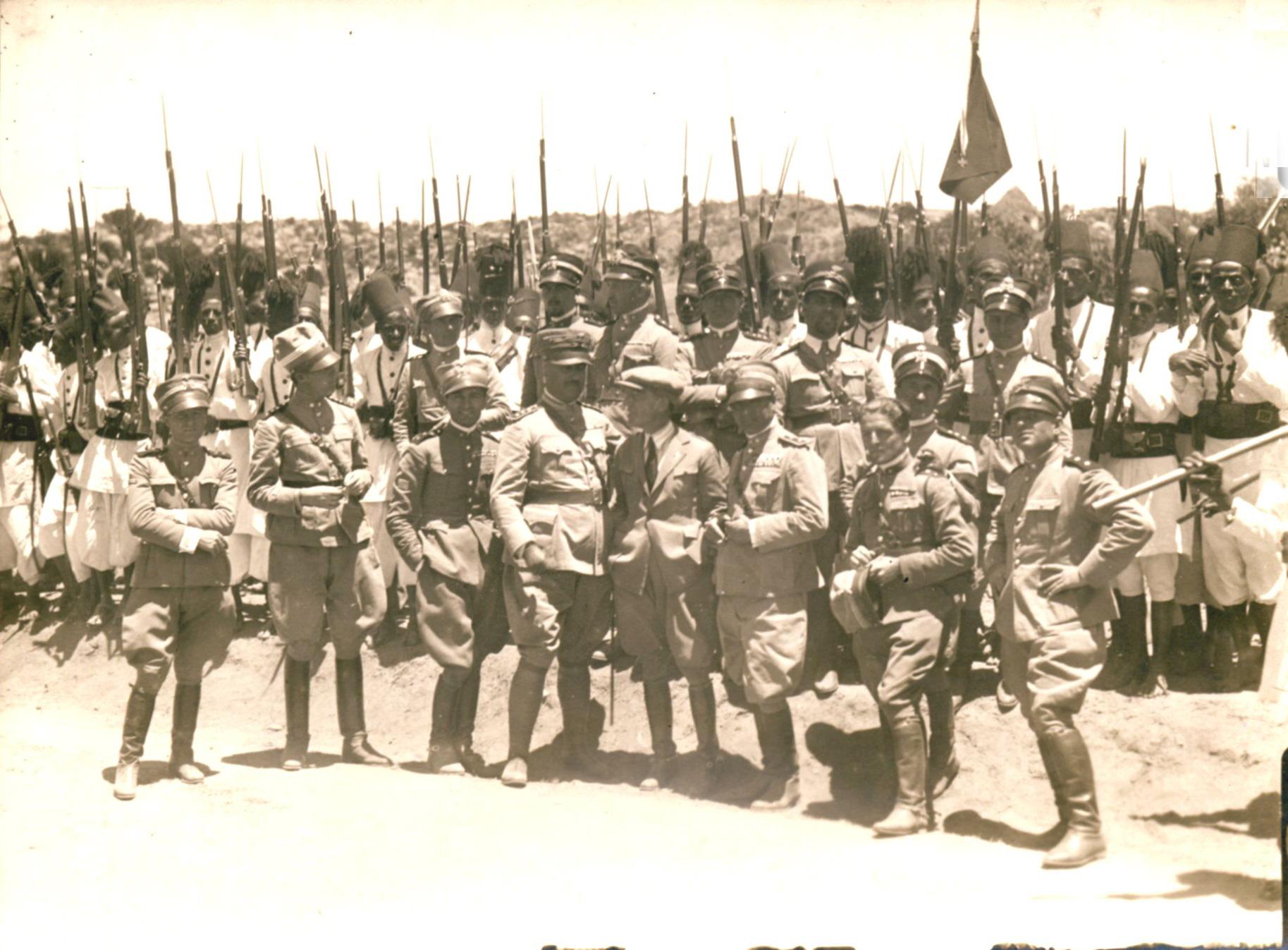 Ascari Eritrea Libia 1912