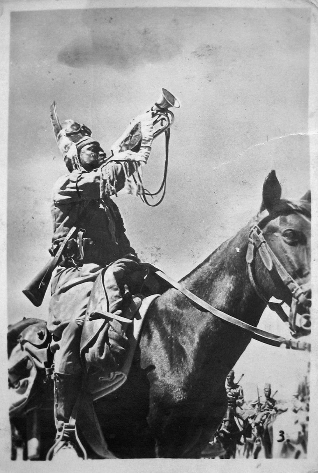 Cavalleria Eritrea Penne di Falco