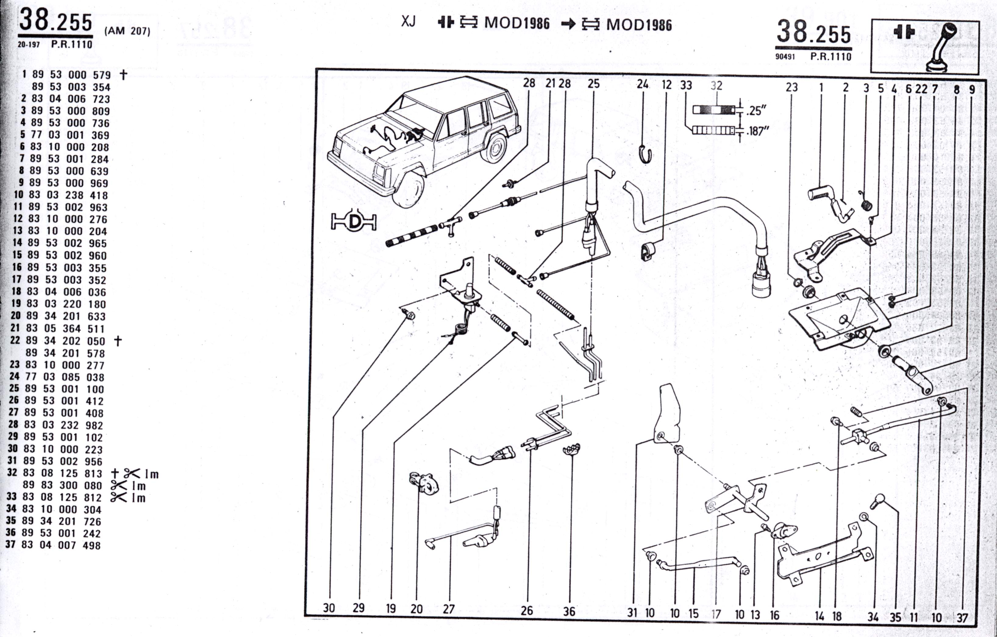 microfiches diagrams xj connection by gianmy digilandercommand trac vacuum hoses diagram (xj 1986, t case np