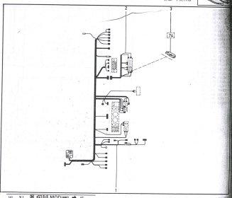 Electrical Diagram Part Xj Xx View