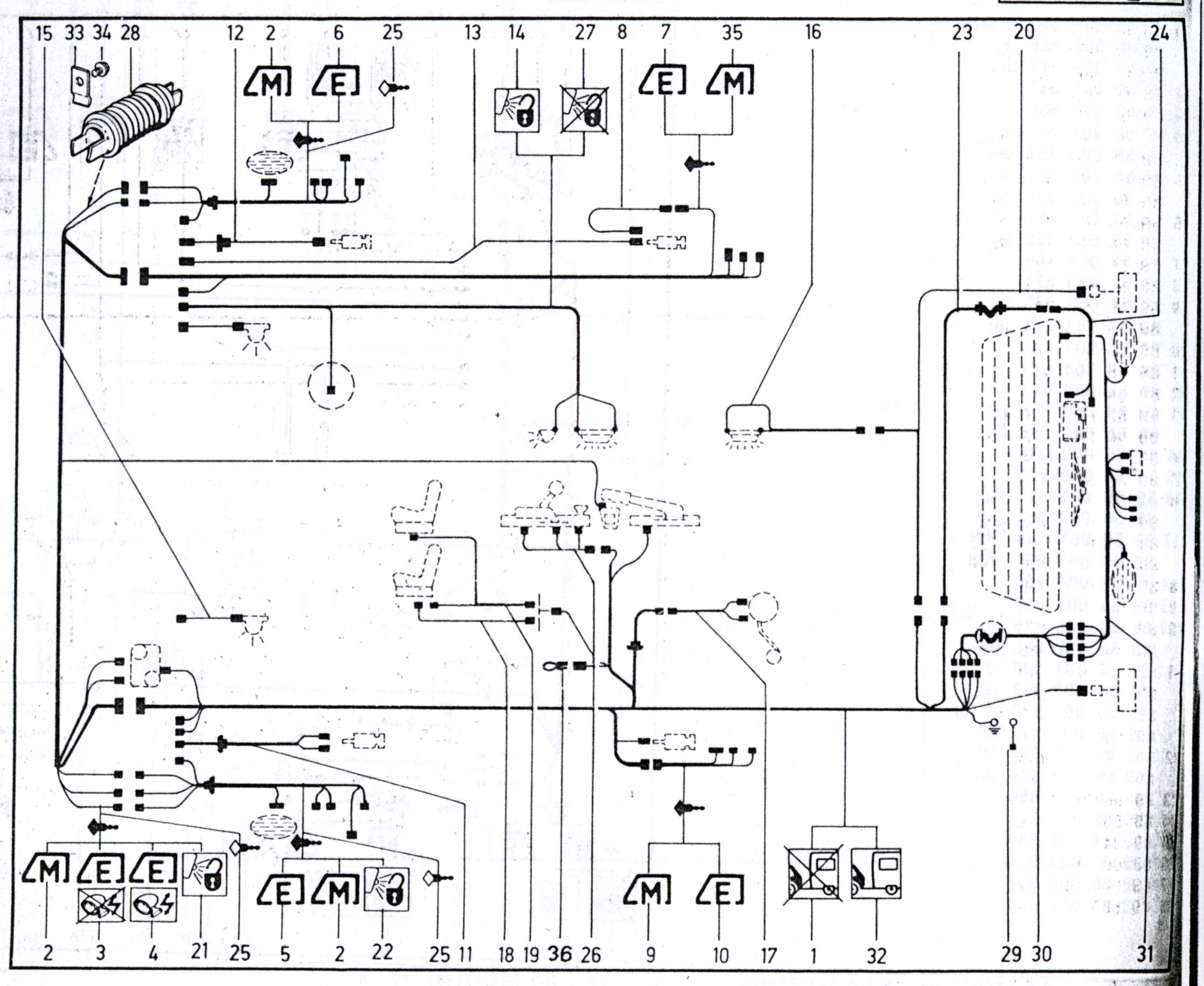 1989 jeep comanche fuse diagram
