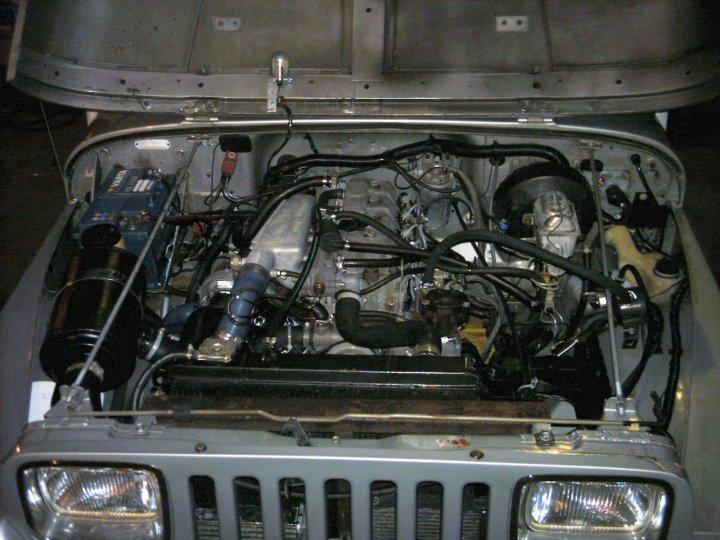Jeep Wrangler Turbodiesel Vendesi