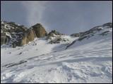 Da quota 2700m vista sul passo Ombretola