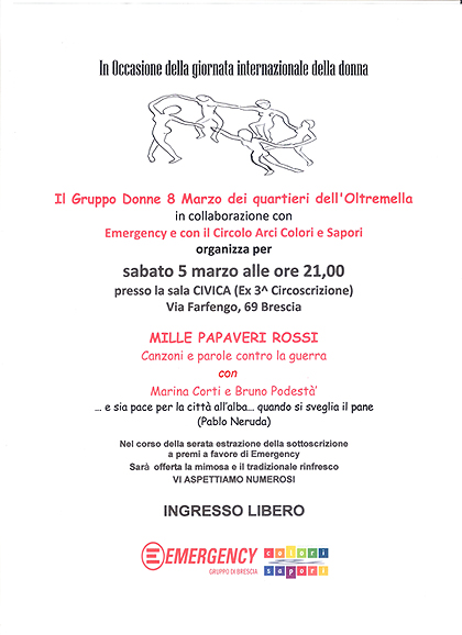 Associazione Zastava - Brescia per la solidarietà internazionale - Onlus