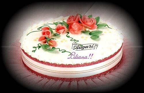 Buon Compleanno Liliana Lilli 46