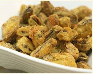 Muscoli mitili cozze fritti for Cucinare le cozze