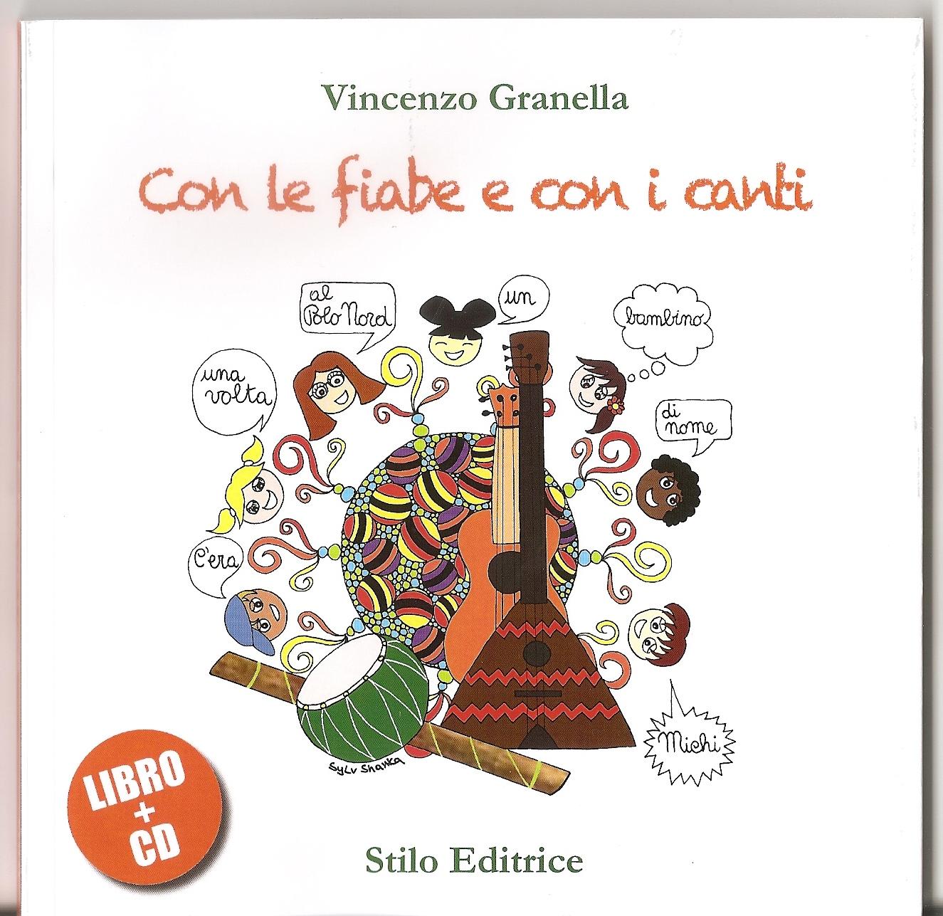 copertina libro + cd STILO